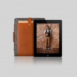IPad mini 698 case Brown