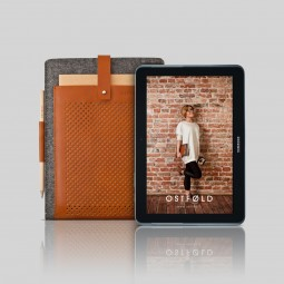 SAMSUNG GALAXY TAB 2 & 3 case Brown