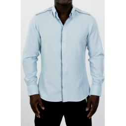 Lagos Aqua shirt for men