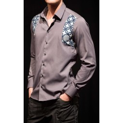 Gray Kara shirt for men