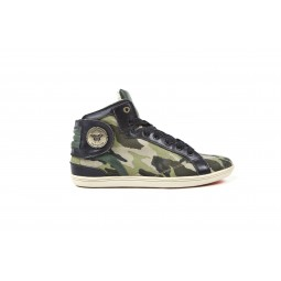 CAMOUFLAGE CANVAS BARONS