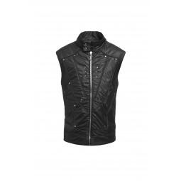SLEEVELESS JACKET SPORT BLACK