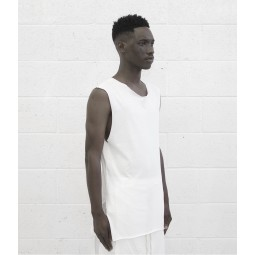 Basic Loose Sleeveless tee