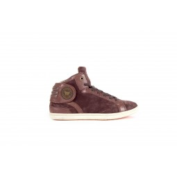 BARONS LEATHER SUEDE CHOCOLATE