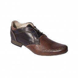 "Brown ""DANDIE"" Shoe"